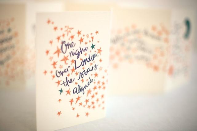 Story House Wedding Invitations Starry Eyed