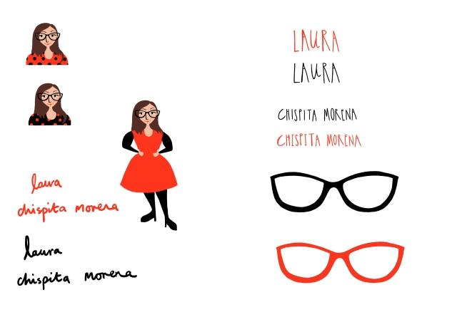 Laura-Chispita Morena V1