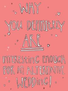 You Are Alternative Enough